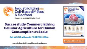 3rd Industrializing Cell-Based Meats & Seafood Summit