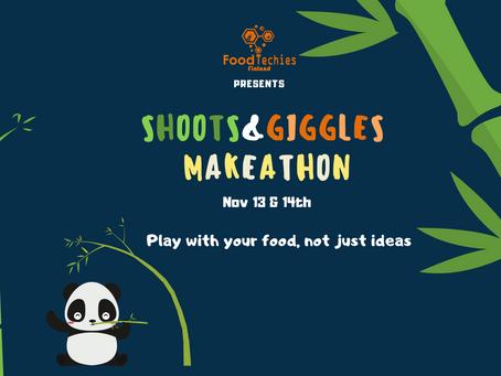 Shoots & Giggles MAKEathon
