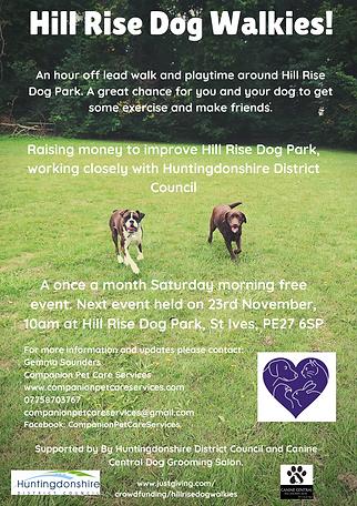 Hillrise Dog Park poster finished.png