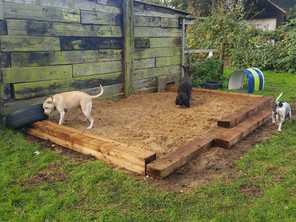 Sandpit Improved