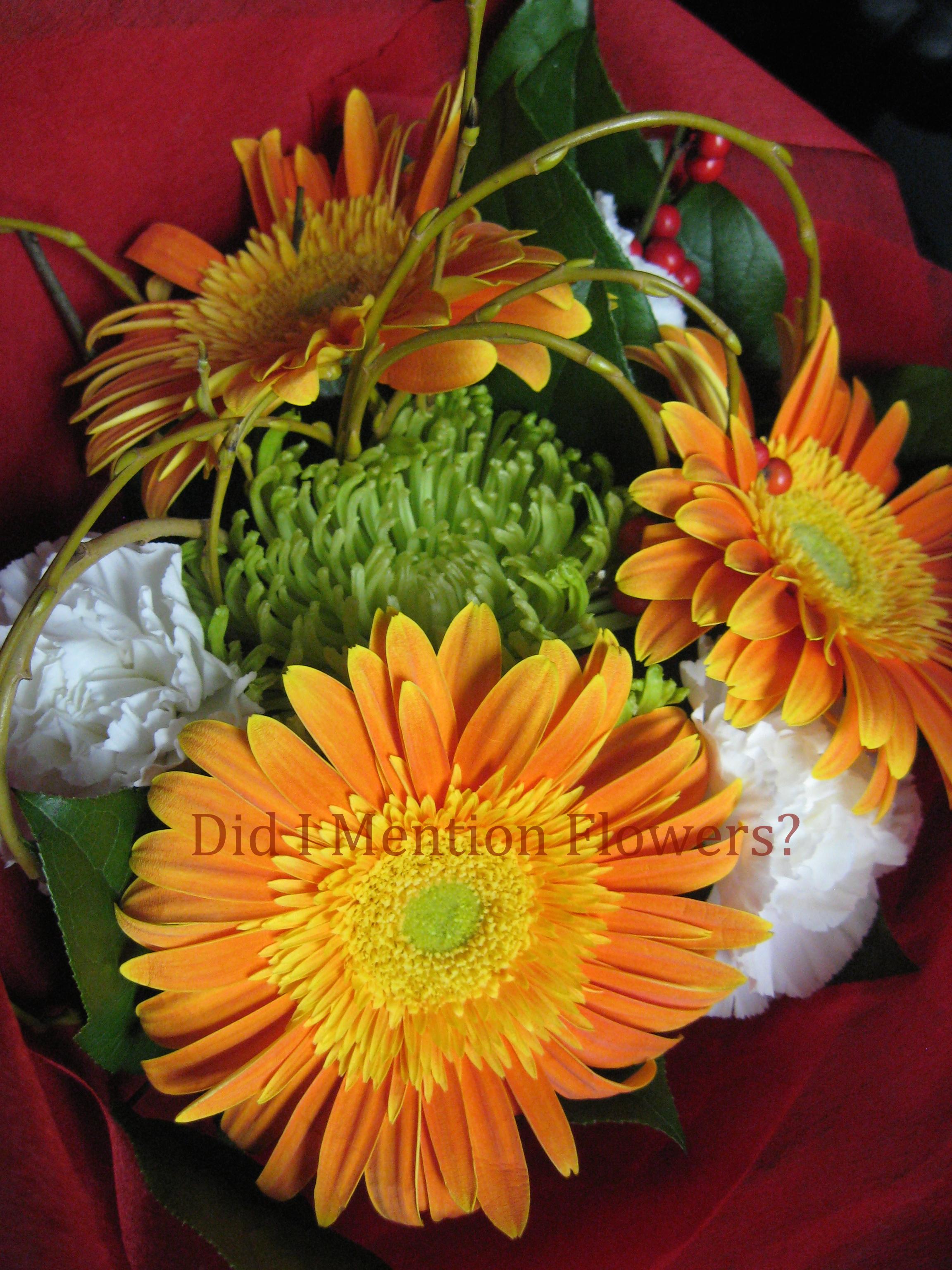 8 - Handtied Bouquet