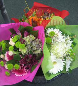 12 - Handtied Bouquets
