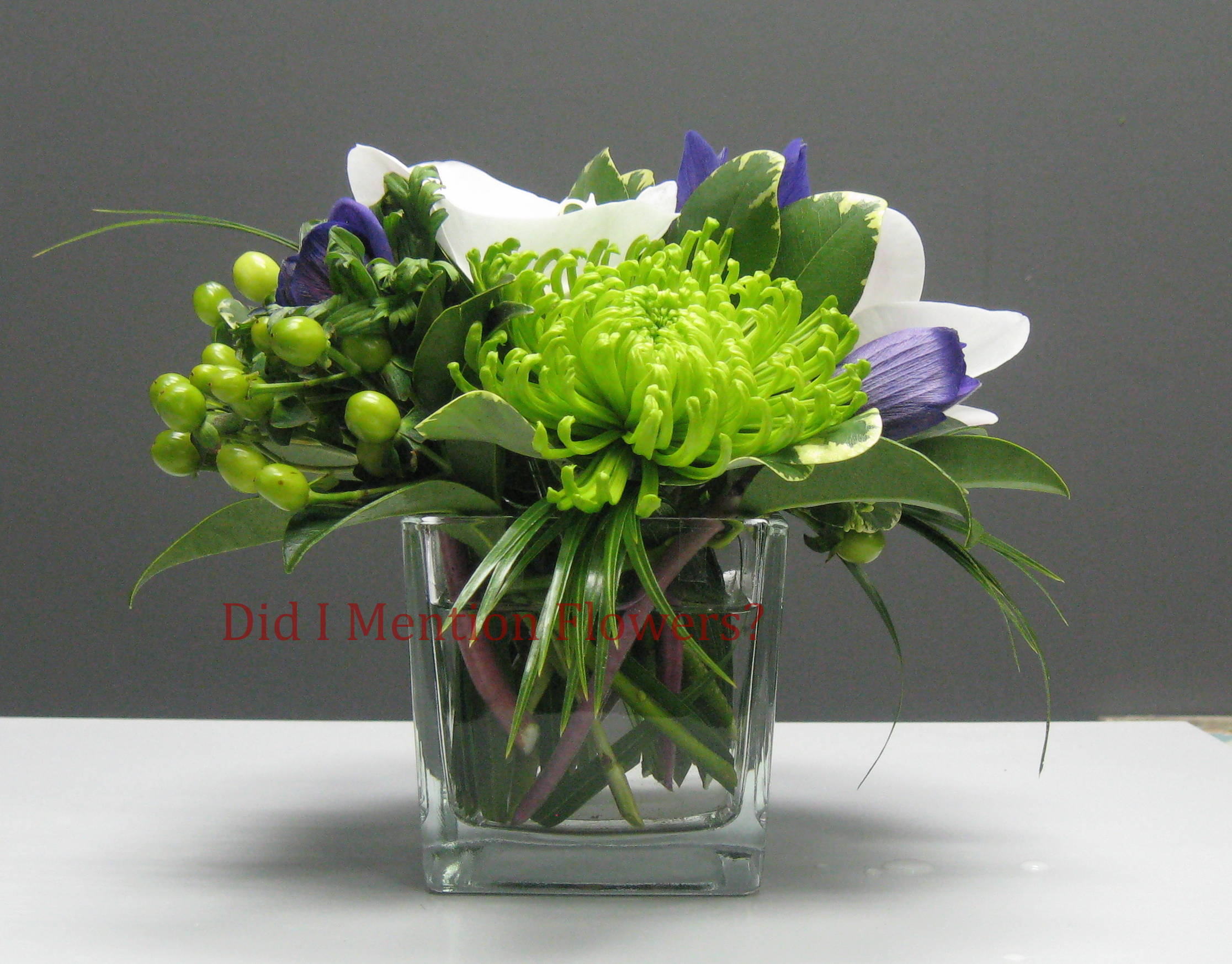 13 - Vase Arrangement