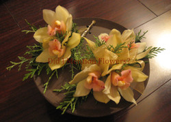 16 - Boutonniere and Wristlet Corsage