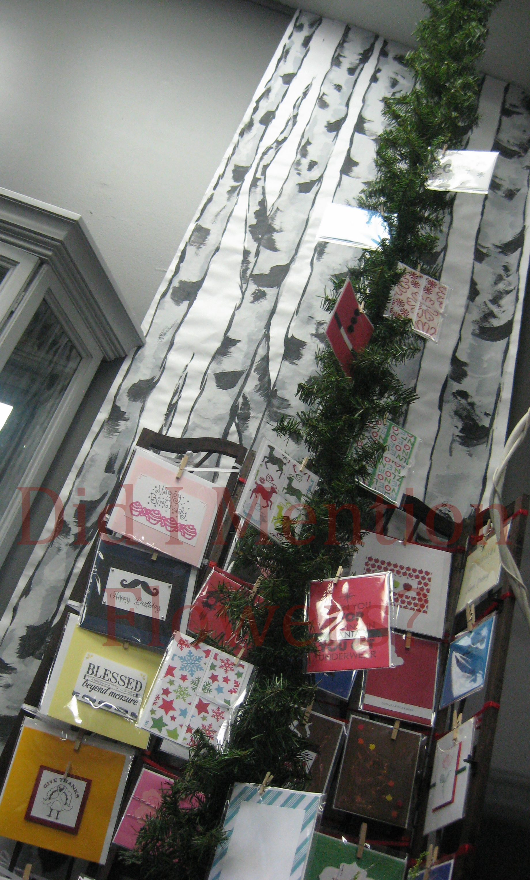 16 - Oh! What a Card!'s Card Garland