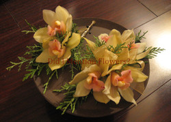 21 - Boutonniere and Wristlet Corsage
