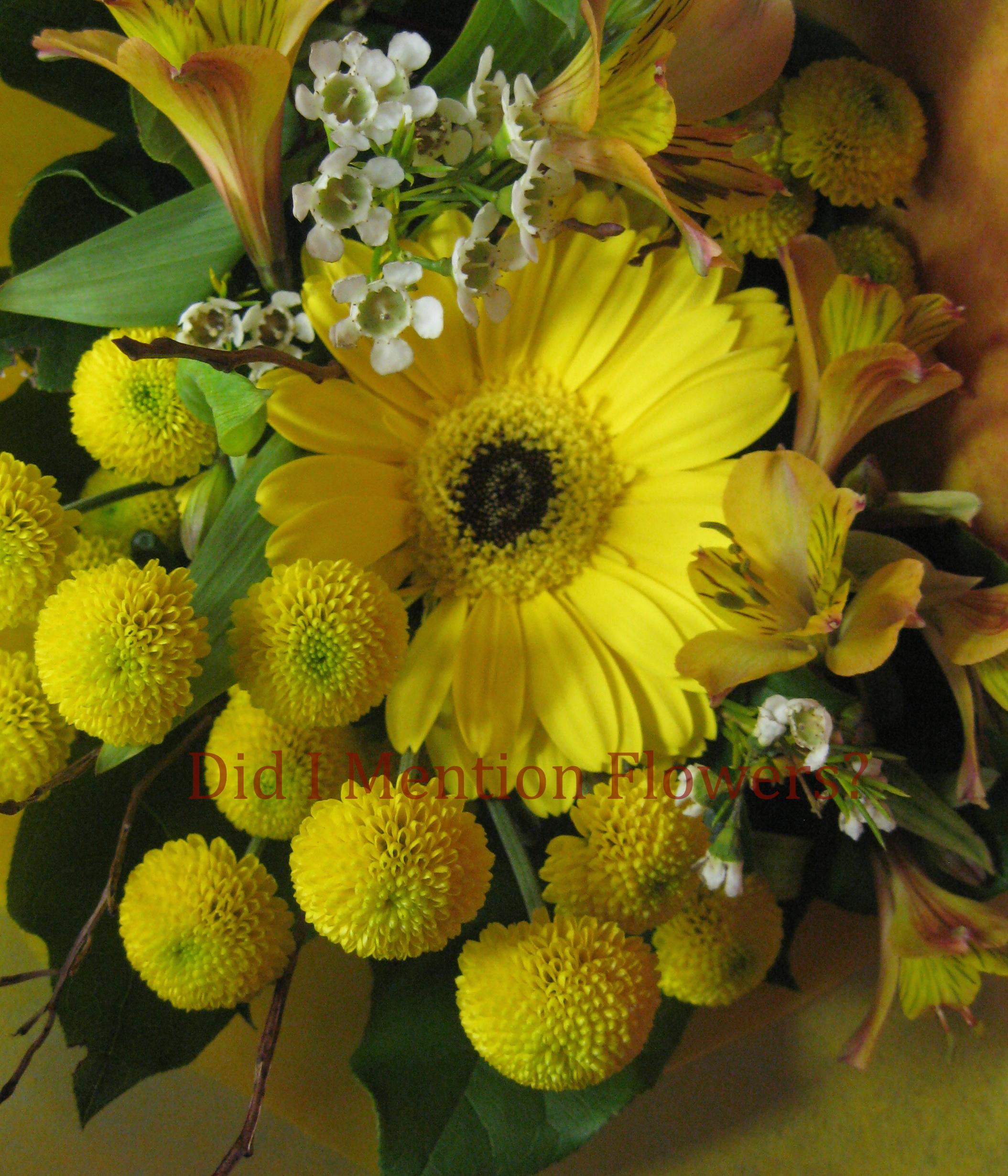 10 - Handtied Bouquet