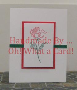 11 - Ruby Rose Card