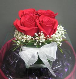 4 - Glass Vase Arrangement