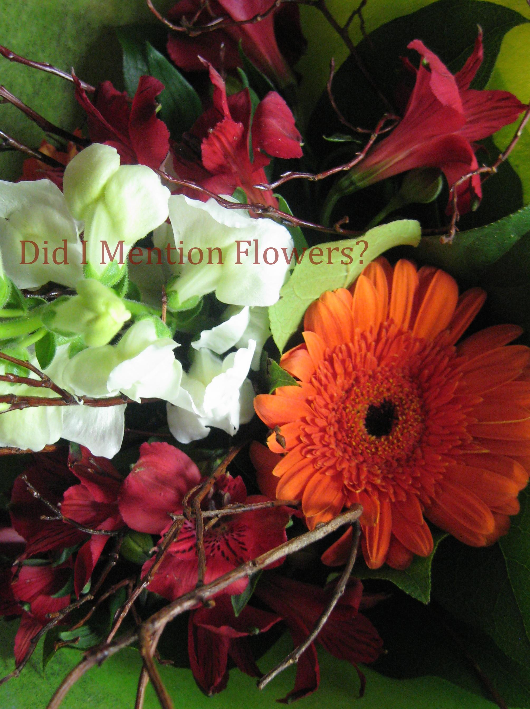 3 - Handtied Bouquet