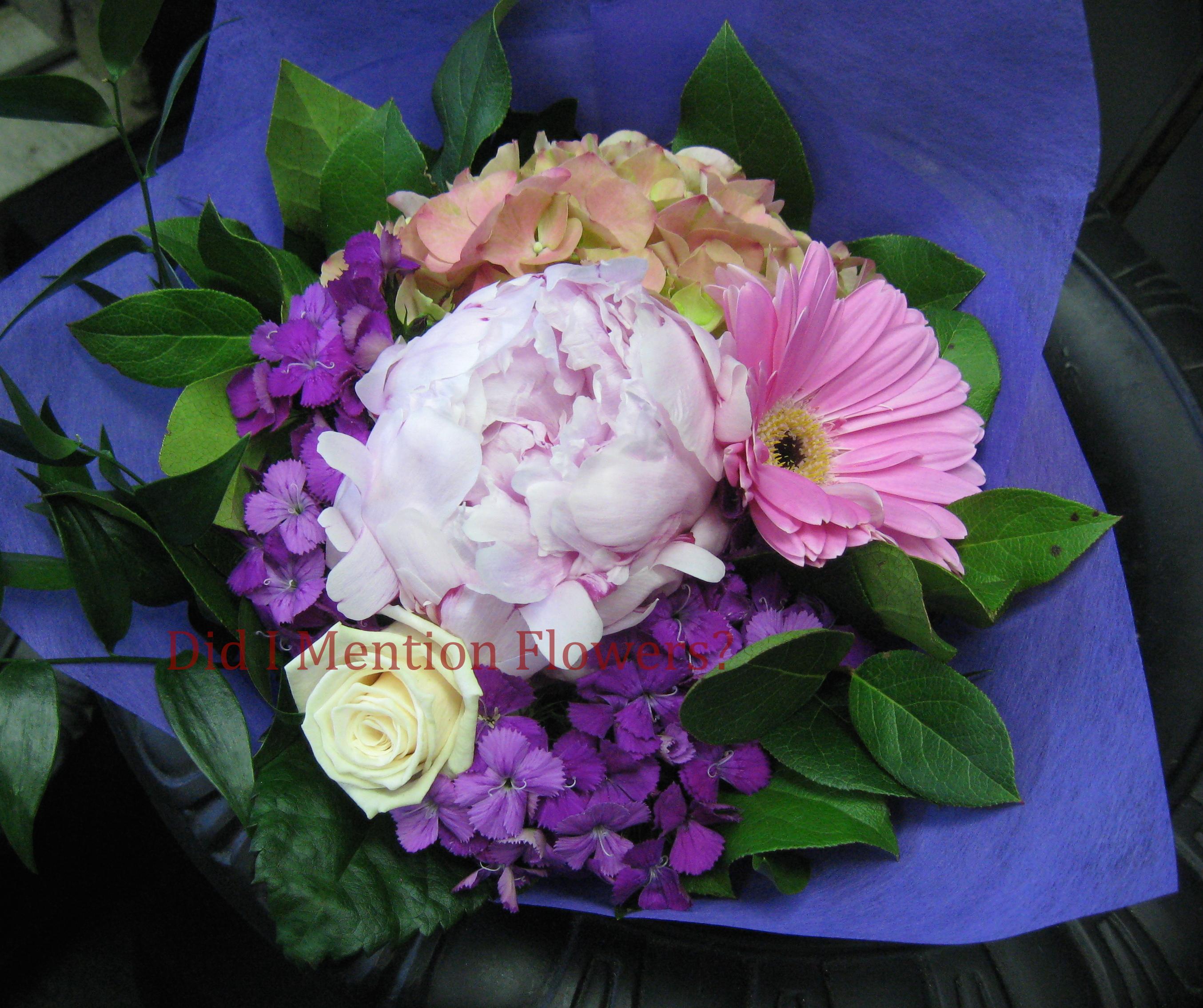 4 - Handtied Bouquet