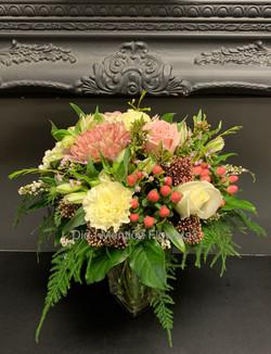 3 - Vase Arrangement (Side View)