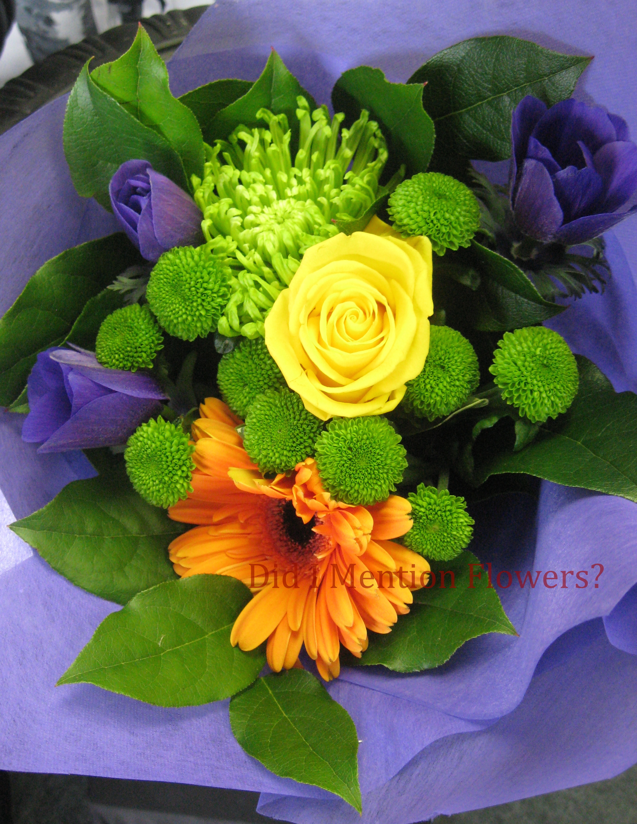 1 - Handtied Bouquet