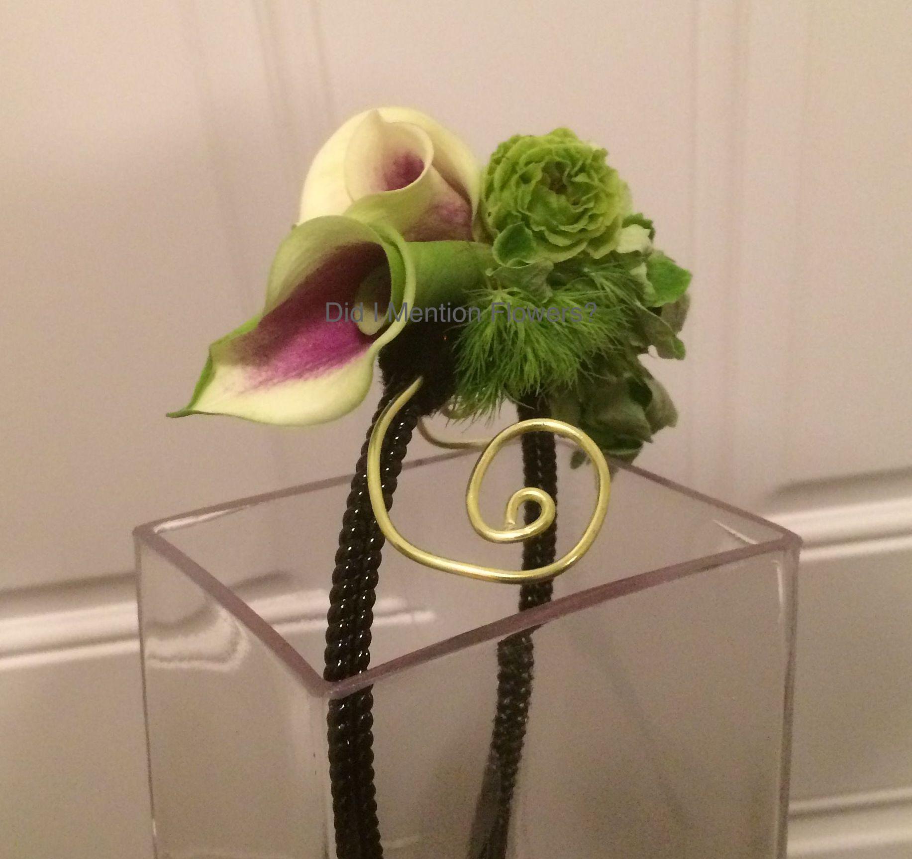 6 - Floral Fascinator