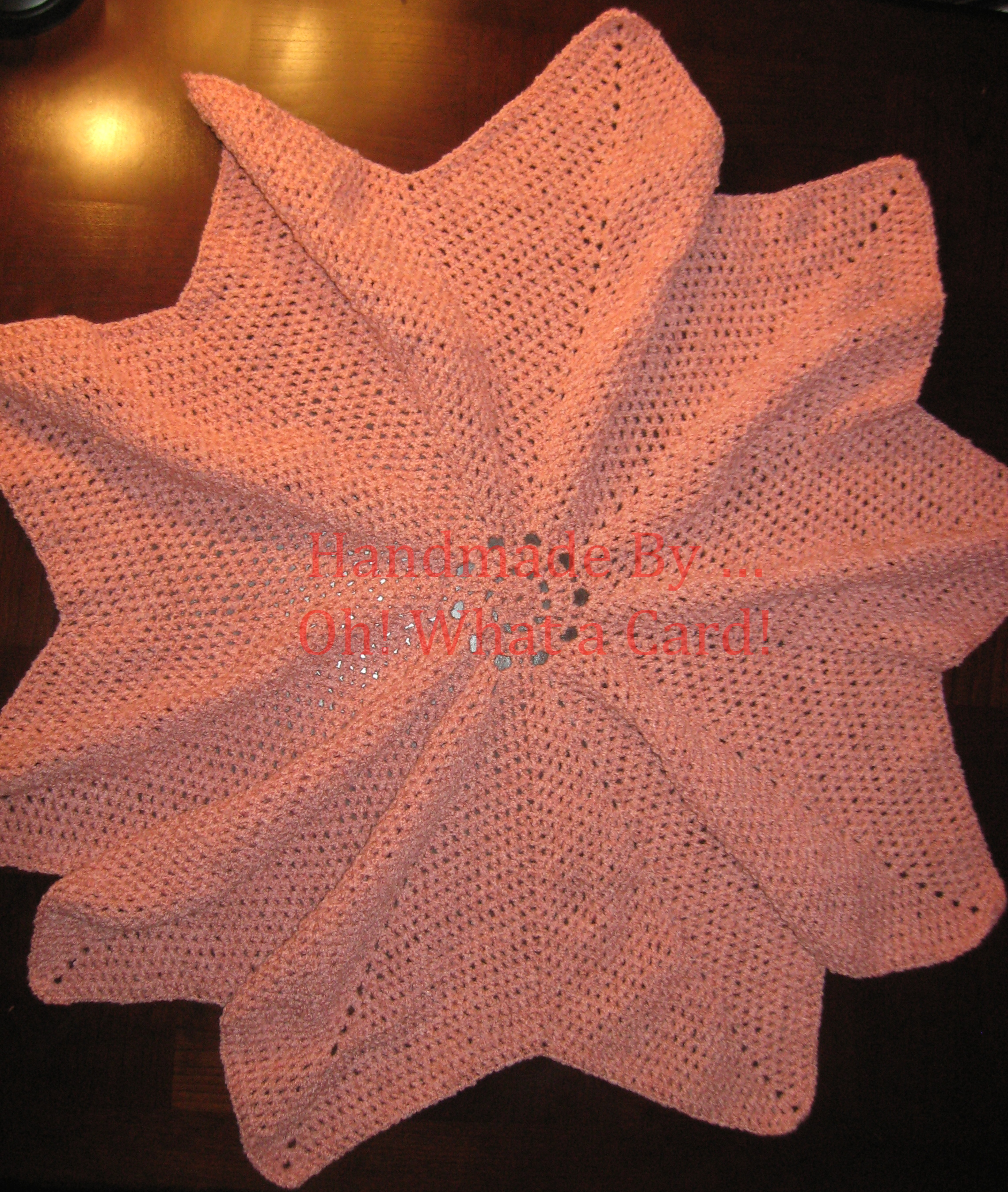 9 - Star Blanket