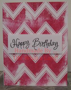 10 - Vintage Happy Birthday Card