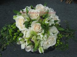 2 - Handtied Bridal Bouquet