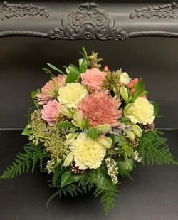 4 - Vase Arrangement (Top View)