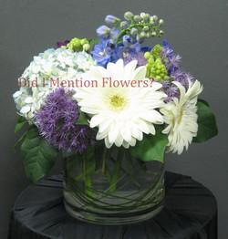3 - Vase Arrangement