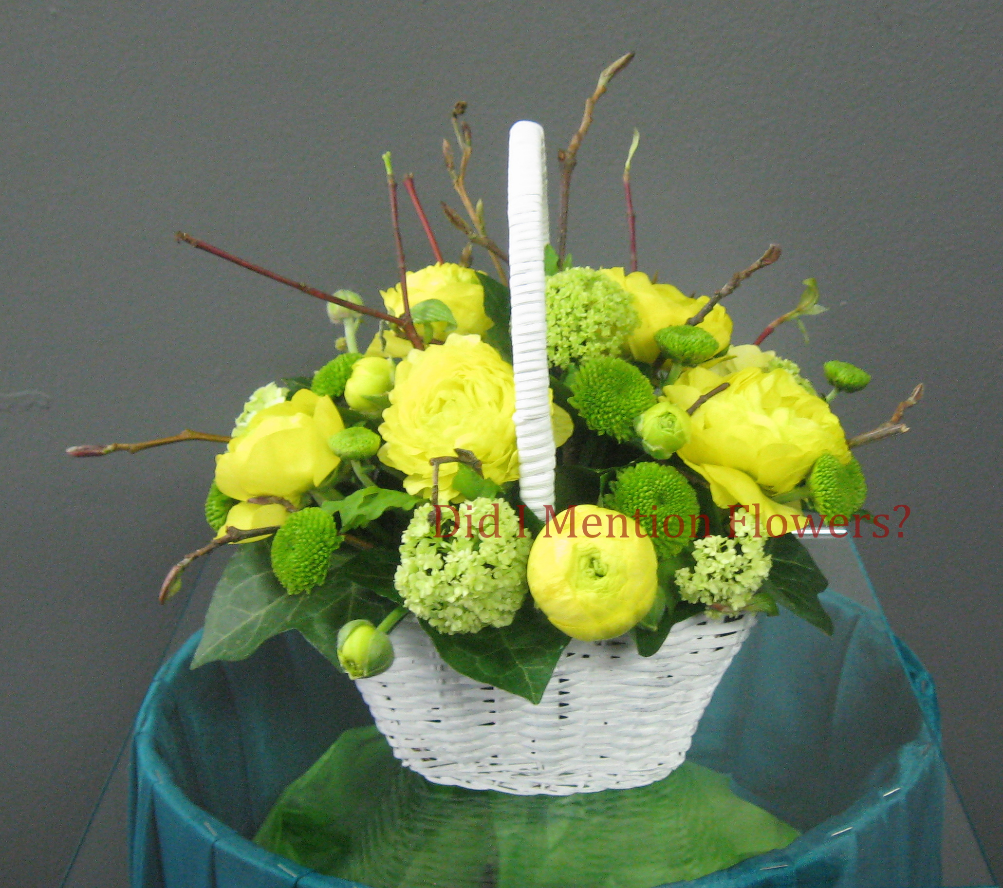 6 - Basket Arrangement