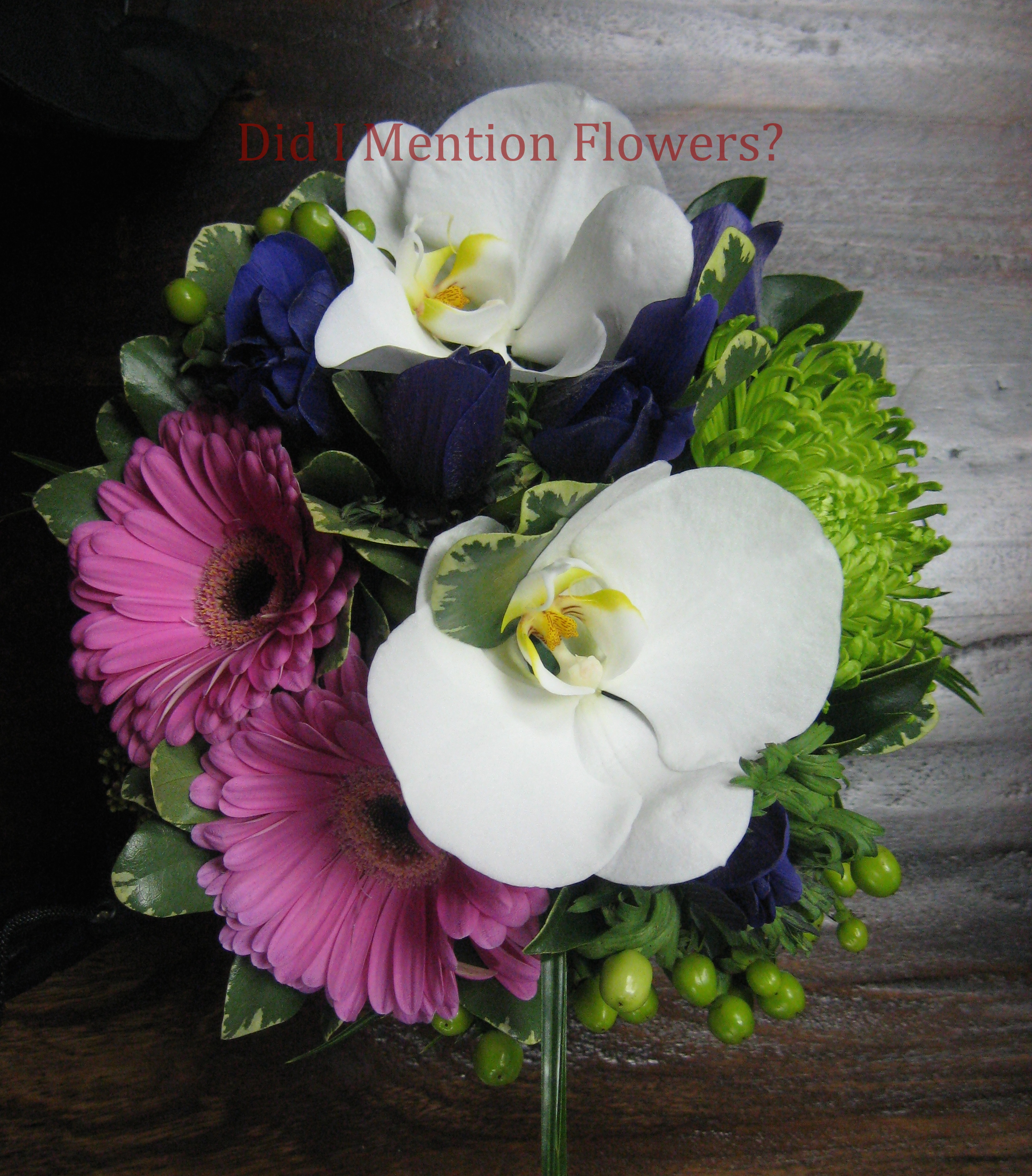 2 - Vase Arrangement