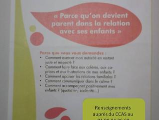 Programme de soutien aux familles et à la parentalité