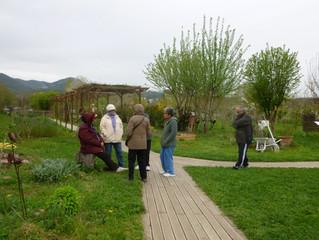 Visite de Croq'jardin
