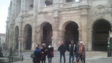 Sortie à Arles