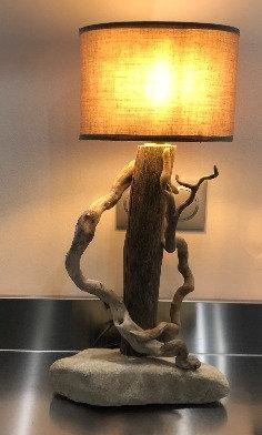 """Lampe Design """"La Femme"""""""