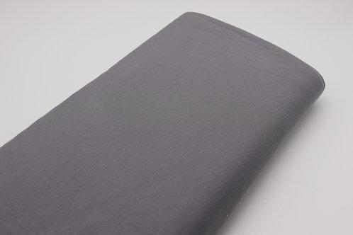 Jersey Stoff - Grau Uni