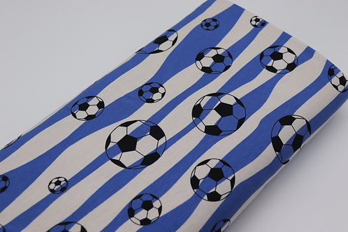 Jersey Stoff - Fußball