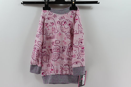 Handmade Pullover - Größe 74