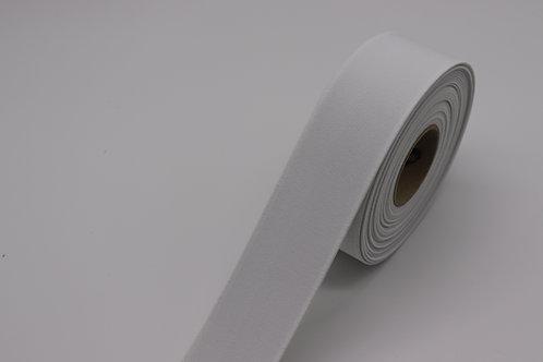 Gummiband - Weiss 20 mm