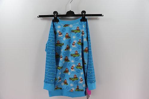 Handmade Pullover - Größe 98