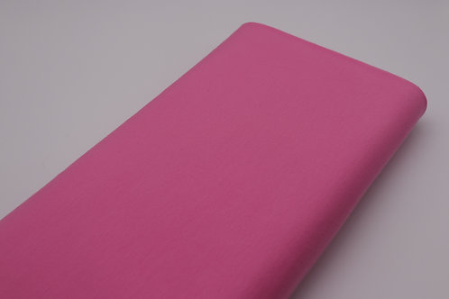 Jersey Stoff - Pink Uni