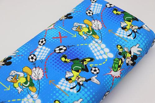 Lizenz Jersey Stoff - Mickey Mouse
