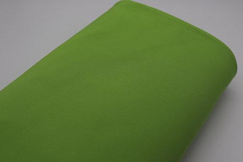 Softshell Stoff - Uni Grün