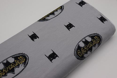 Lizenz Jersey Stoff - Batman