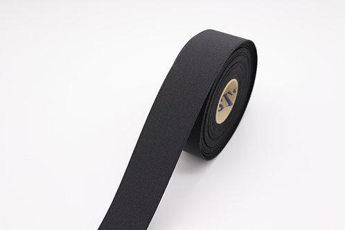Gummiband - Schwarz 30 mm