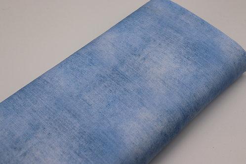 French Terry Stoff - Hellblau (Jeans Optik)