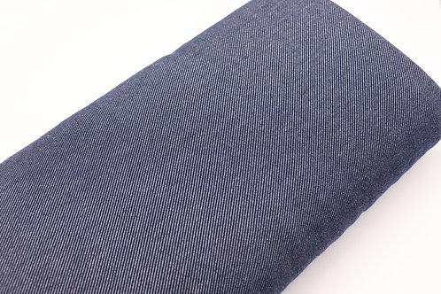 Jeans Jersey Stoff - Dunkelblau