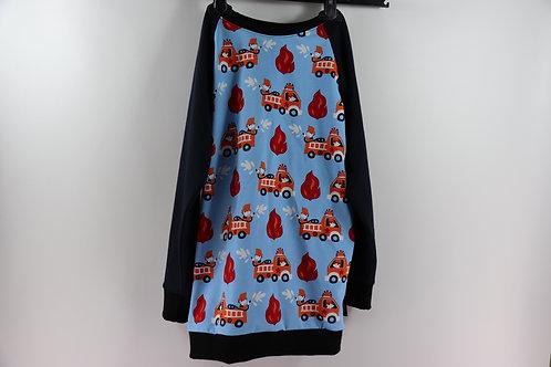 Handmade Pullover - Größe 128