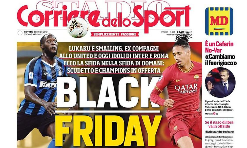 Corriere Dello Sport Black Friday