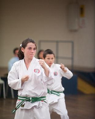 IGK, goju karate, karate classes Redcliffe, martial arts classes Redcliffe