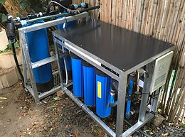 Borehole filtration system