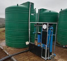 Odour Removal Plant KZN