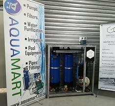 Pro rainwater unit