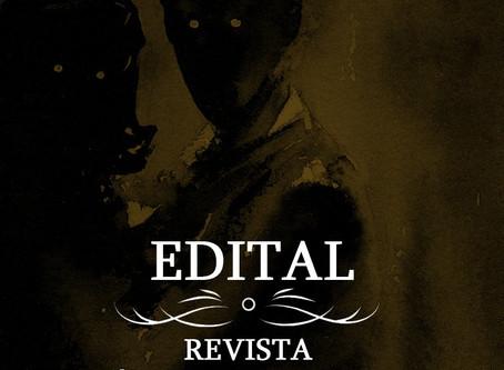 EDITAL - REVISTA DIÁRIO MACABRO N. 07