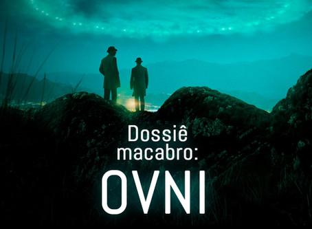 """EDITAL """"DOSSIÊ MACABRO: OVNI"""""""