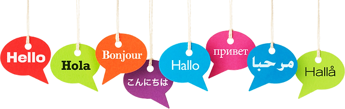 Formations Langues